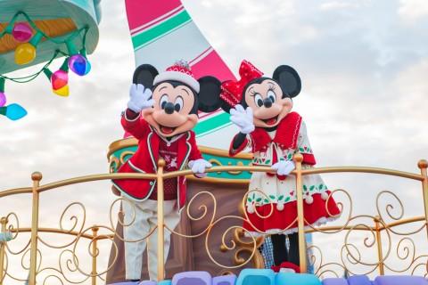 サムネイル 【写真特集】ディズニー・クリスマス2019  注目パレードやダッフィー&フレンズのグッズも!