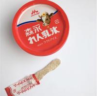 【夏のおやつ】刺繍は…木のヘラ!制作&写真/yacmii