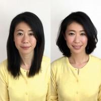 【左before→右after】ほうれい線が気にならなくなるスゴ技!小鼻横に仕込みチーク