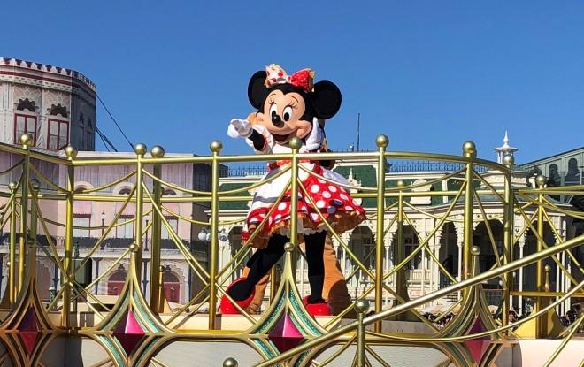 『ベリー・ベリー・ミニー!』(c)Disney(C)oricon ME inc.