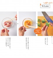 弁当1作り方(2)