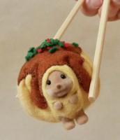 たこ焼きの赤ちゃん(画像提供:ひよこさん)