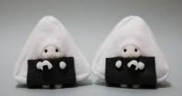 ふたごのおにぎりの赤ちゃん(画像提供:ひよこさん)