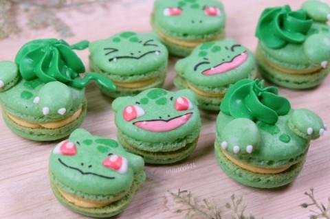 サムネイル 「かわいすぎて食べられない!?」まんなたぬきさんのお菓子フォトギャラリー