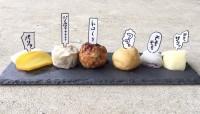 食感に関するオノマトペ吹き出し食品ピック(画像提供:ZOKUZOKUさん)