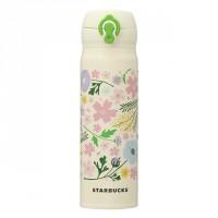 SAKURA2021ハンディーステンレスボトルスプリングフラワーズ500ml¥4,500