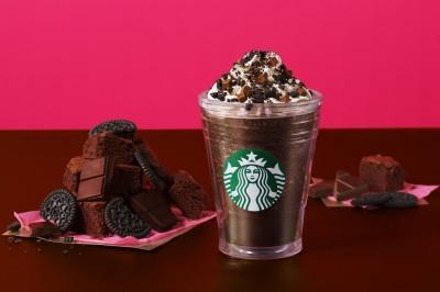 1月27日から販売のバレンタイン第2弾『チョコレート オン ザ チョコレート フラペチーノ』