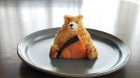 「熊と焼き鮭」(画像提供:おにぎり劇場)