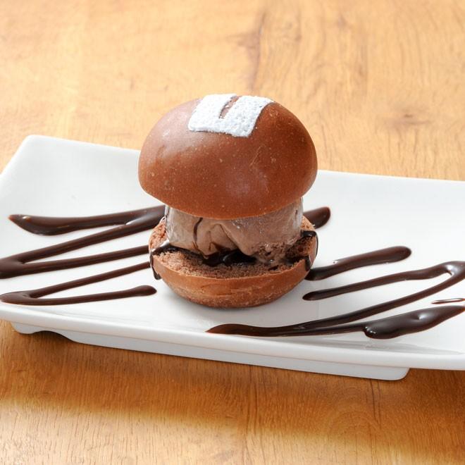 『チョコレートスライダー チョコレートソース』