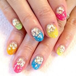 夏のオシャレのポイントに☆Summer Nail Collection 2015