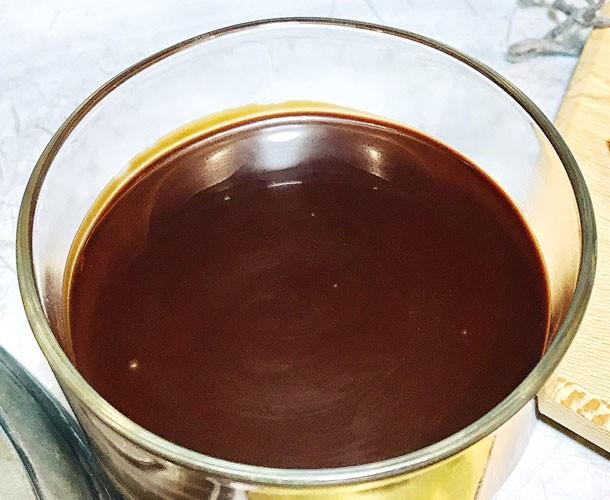 チョコレートソース