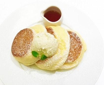 『幸せのパンケーキ』/1100円