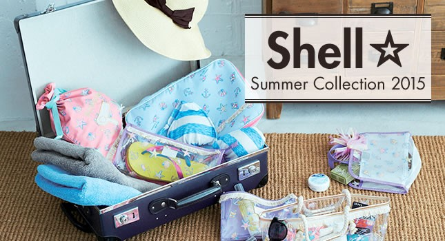 Shell ☆ Summer Collection 2015