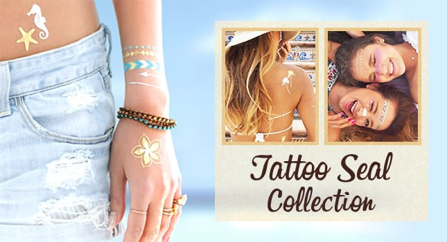 Tattoo Seal Collection