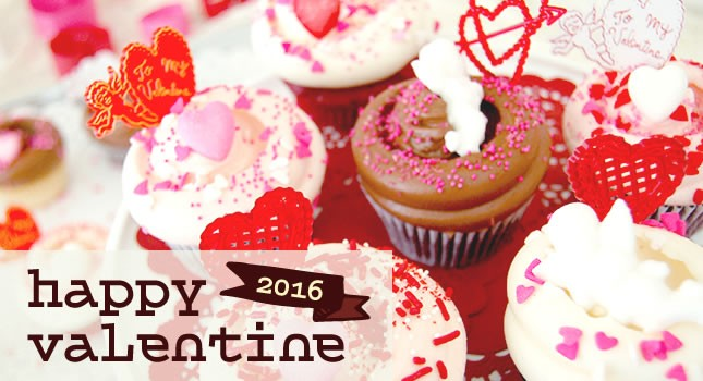 HAPPY VALENTINE 2016