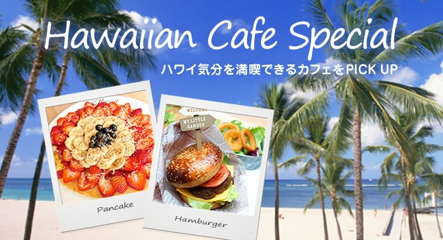 Hawaiian Cafe Special
