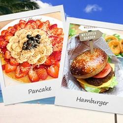 Hawaiian Cafe Special
