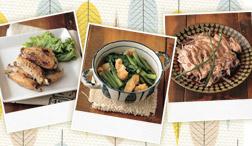 『syunkon カフェごはん』でお馴染み! 山本ゆりさんの「火を使わない」時短レシピ