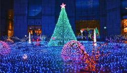 2013年Xmas Illumination