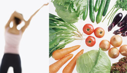 すきま時間で簡単シェイプ! 野菜になりきる「ベジタサイズ」