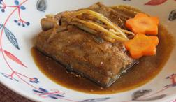 キレイになれるお手軽レシピ動画 川村ひかる「賢食健美」Vol.9 サバのぬか炊き