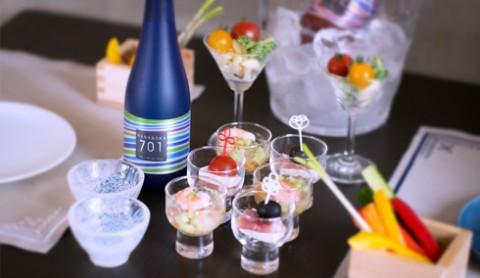 サムネイル 【live in luxury −美酒ライフ−】日本酒をもっと楽しむヒント