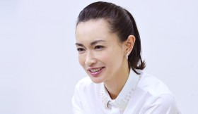 【Brilliant Woman】長谷川京子 30代後半に訪れた変化と喜び