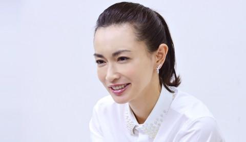 サムネイル 【Brilliant Woman】長谷川京子 30代後半に訪れた変化と喜び