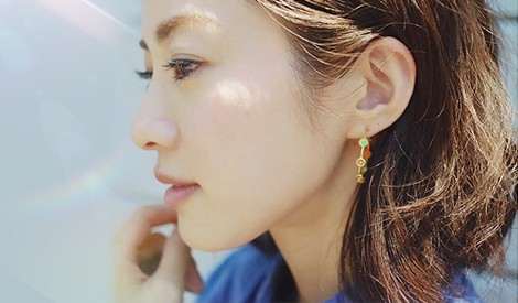 【美女賢磨】モデルが実践する美容法「高垣麗子Vol.3 ボディケア哲学&細見せコーデ」