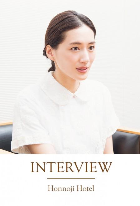 映画『本能寺ホテル』Interview