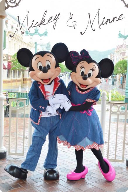 Mickey&Minne