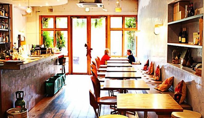 サムネイル 【渋谷】隠れ家風「ヒキカフェ」の自然派ランチが絶品!