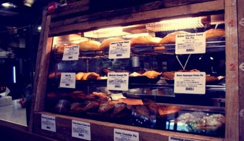 【原宿】絶品「自家製パイ」 こだわりの自家焙煎コーヒーも人気