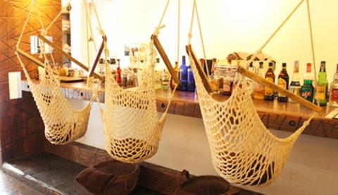 サムネイル 【吉祥寺】ハンモックで極上のくつろぎを「Hammock cafe+gallery mahika mano」