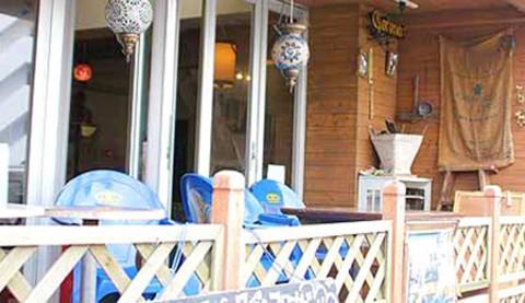 サムネイル 【学芸大学】ペットOK!ゆったり過ごせるおしゃれカフェ「EMPORIO cafe&dining」