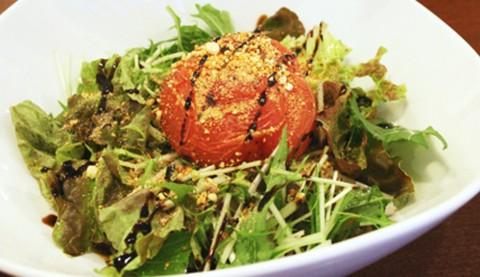 サムネイル 【東新宿】オシャレでカジュアルな創作蕎麦カフェ「BW CAFE」