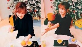 紗栄子が楽しんでいる! インスタ映えフルーツゼリーアレンジ