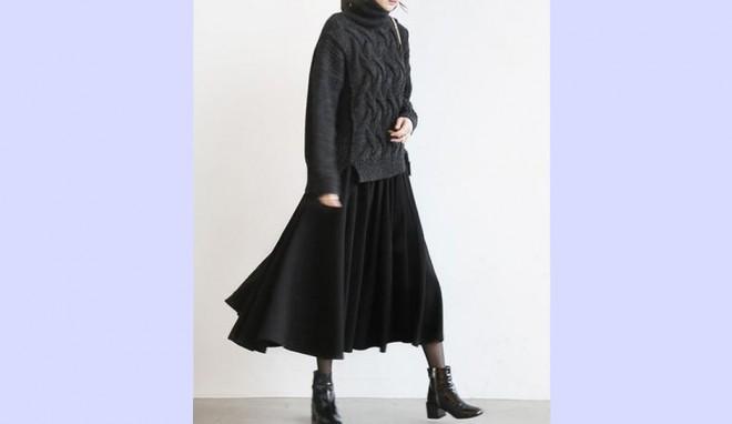 サムネイル 定番ニットどう着るべき?今年流の着こなし方が知りたい!