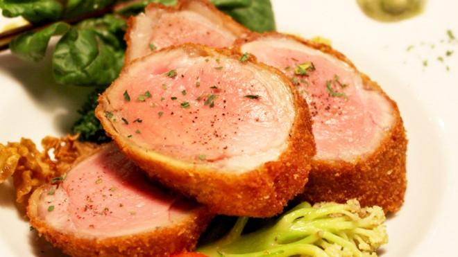 サムネイル 【渋谷】低温調理の豚ヒレカツが絶品な和モダンカフェ