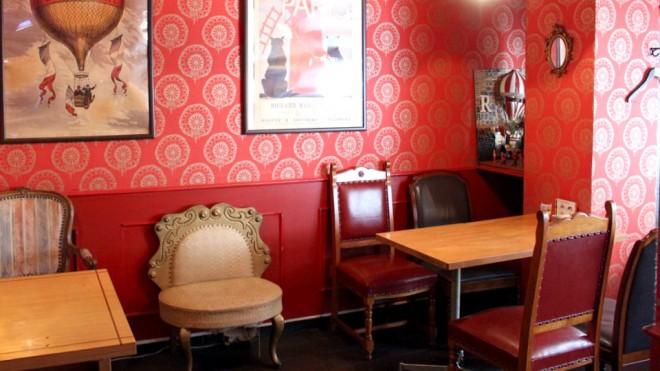 サムネイル 【銀座】まるで映画の世界!インテリア自慢のフォトジェニックカフェ