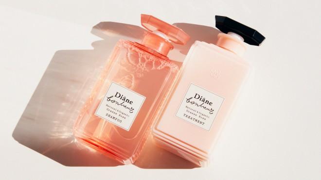サムネイル 【プレゼント】香り&ボトルが可愛すぎ「ダイアンボヌール」