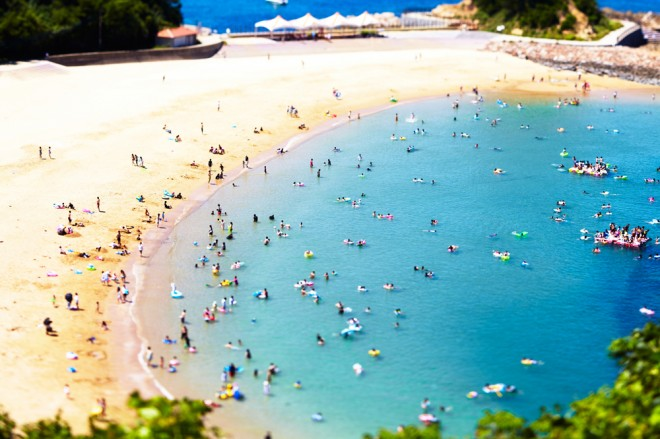 伊王島ビーチ