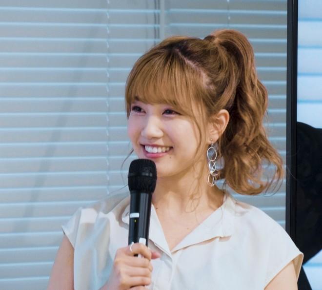 """サムネイル 12歳加入当時「アイラインはガッタガタ…」AKB48加藤玲奈語る""""メイクは全部現場で覚えた"""""""