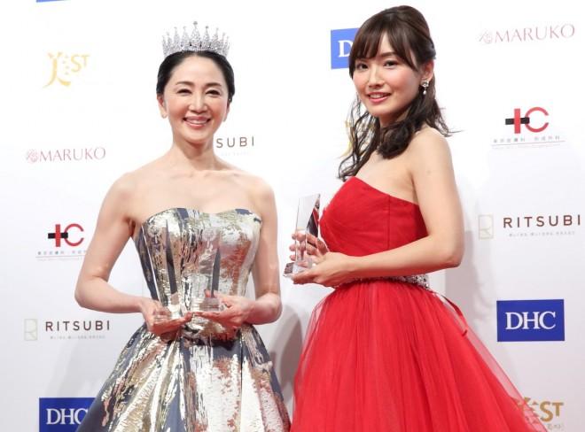 サムネイル 『国民的美魔女コンテスト』、グランプリは最高齢52歳、準グランプリは39歳シングルマザー