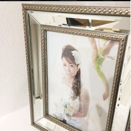 結婚式の写真(インスタグラム@bull__nakano)