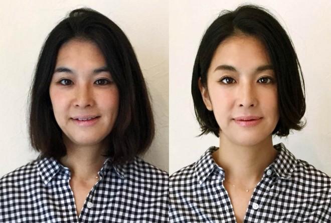 サムネイル 肌のたるみ、シワ、シミ…目指すは脱・オバサン顔、「自力でできる」アラフォーからの美容術