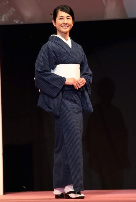 『第10回 国民的美魔女コンテスト』に出場した前田文香さん